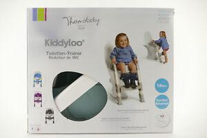 Toilettentrainer-Thermobaby-WC-Aufsatz-Kiddyloo-gruen-WC-Sitz