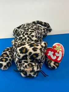 f73f96429f9 TY BEANIE BABY - FRECKLES the LEOPARD - JUNE 3 BIRTHDAY - ACTUAL ...