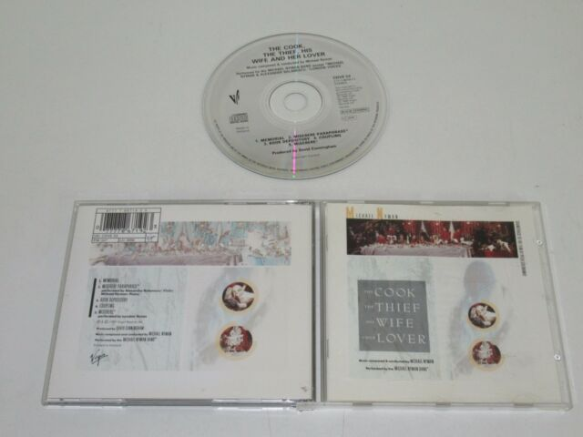 MICHAEL NYMAN/THE COOK, THE THIEF, HIS WIFE AND HER LOVER(CDVE 53) CD ALBUM