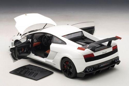 1 18 Autoart Lamborghini Gallardo Lp570 Súper Trofeo Stradale