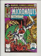Micronauts  #29 NM