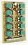 FLIGHT-NASA-Apollo-Saturn-1B-V-Moon-Rocket-S-IVB-Multiplexer-Circuit-Board thumbnail 1
