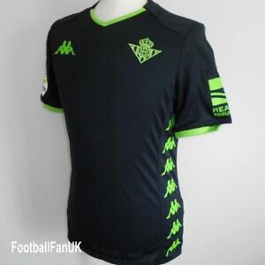 al por mayor online costo moderado elegir despacho Details about REAL BETIS Kappa Official Away Football Shirt 2019-2020 NEW  Camiseta Jersey Mens