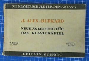 J-Alex-Burkard-Neue-Anleitung-fuer-das-Klavierspiel-Edition-Schott-B-19568