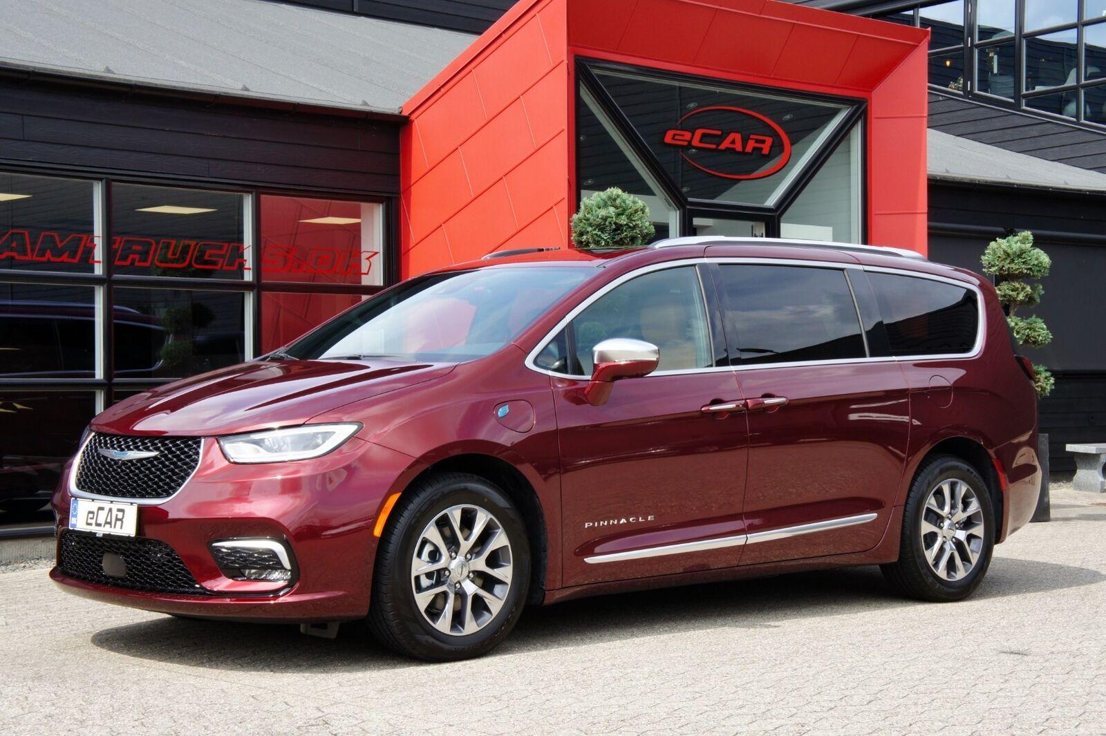 Chrysler Pacifica 3,6 Hybrid Limited Pinnacle aut. 5d - 929.800 kr.