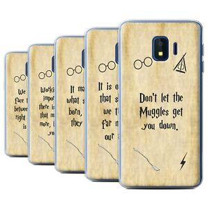 Gel-TPU-Case-for-Samsung-Galaxy-J2-Core-J260-School-Of-Magic-Film-Quotes