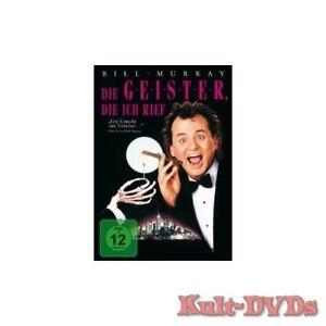 Die-Geister-die-ich-rief-DVD-Bill-Murray-Karen-Allen-Neu-OVP