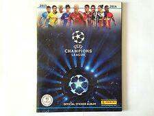 ALBUM PANINI CHAMPIONS LEAGUE 2013 2014 UEFA VIERGE STICKERS IMAGES VERSION FREE