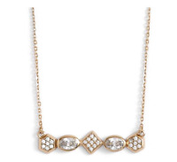 Melinda Maria Women's Gold Graham Stone Necklace 35243