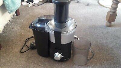 Cookworks KP60PD Whole Fruit Juicer Stainless Steel   eBay