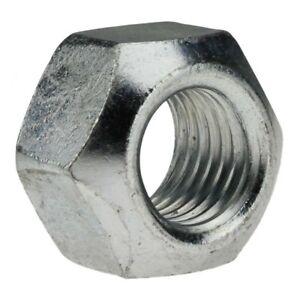 10x DIN 980 Sechskantmutte<wbr/>r mit Klemmteil M 12 x 1.5 . Form V Ganzmetall. eintei