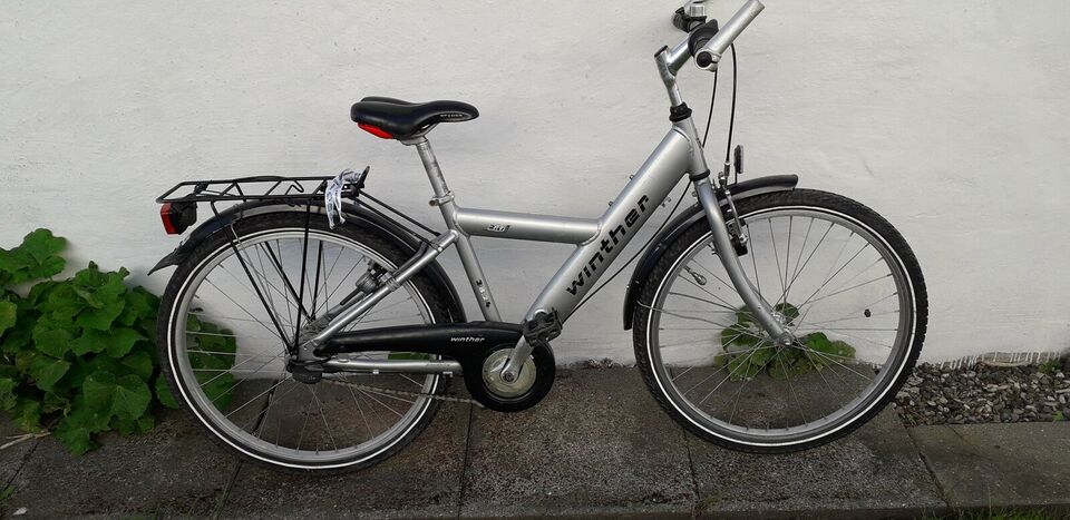 Drengecykel, V-Bike, Winther