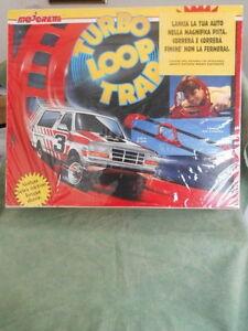 Fonds d'Actions Majorette Turbo Loop Trap Track