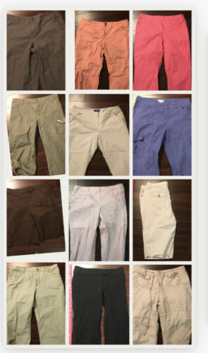 Womens Plus Size Pants  Size 16-36 Items
