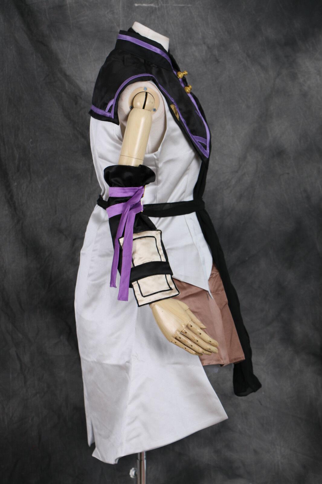 H-0 Aesthetica of a rogue Hero Hero Hero Kuzuha Doumoto cosplay costume costume robe N niveau e31d57