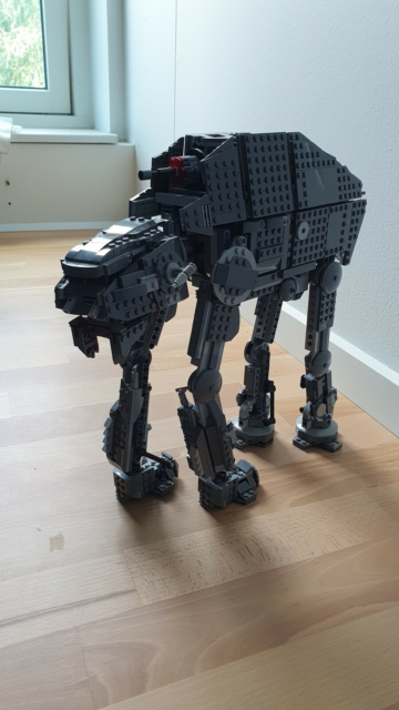 Lego Star Wars, Lego Star Wars First Order Heavy Assault…