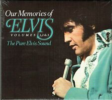 Elvis Presley - OUR MEMORIES - FTD 109 New / Sealed CD