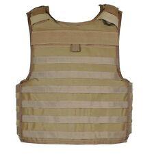 Blackhawk STRIKE Tactical Armor Vest Non-Cutaway Coyote Tan X-Small 32V500CT-CTS