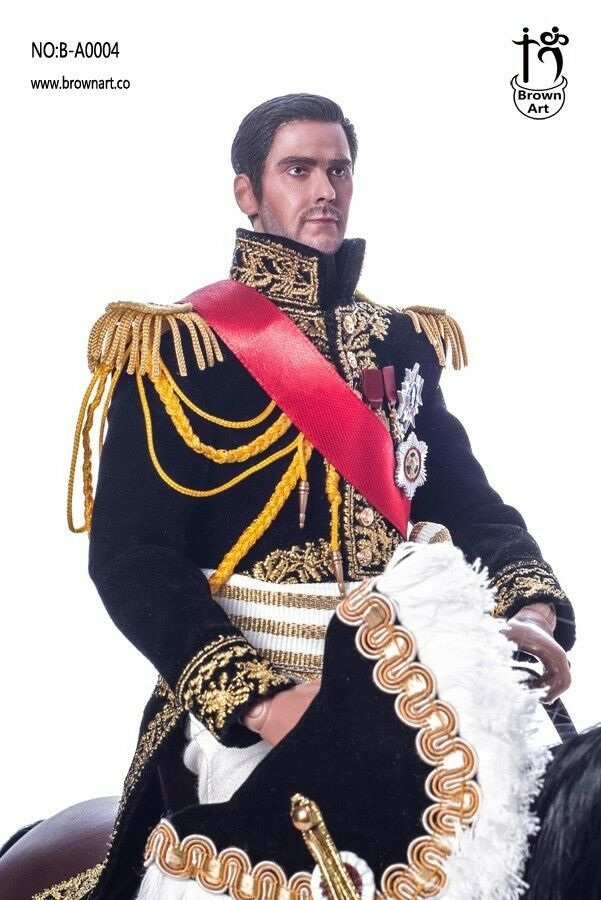 Marroneee Art 1 6 French Marshal of the Empire Empire Empire (B-A0004) Solider Figure Collection 213abe