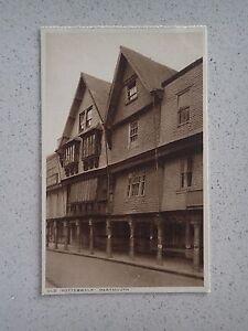 Vintage-Postcard-Old-Butterwalk-Dartmouth-32a
