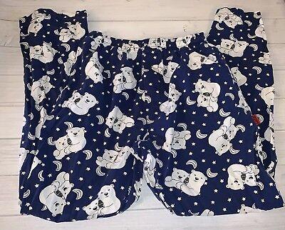 NEW Coca Cola Sleep Pants Coke Polar Bears Lounge Pajamas PJs Men/'s Size S Small