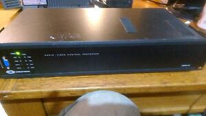 Crestron Cnmsx Av Audio And Video Control Processor Ebay