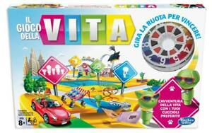 IL-GIOCO-DELLA-VITA-DI-SOCIETA-039-HASBRO-GAMING-E4304