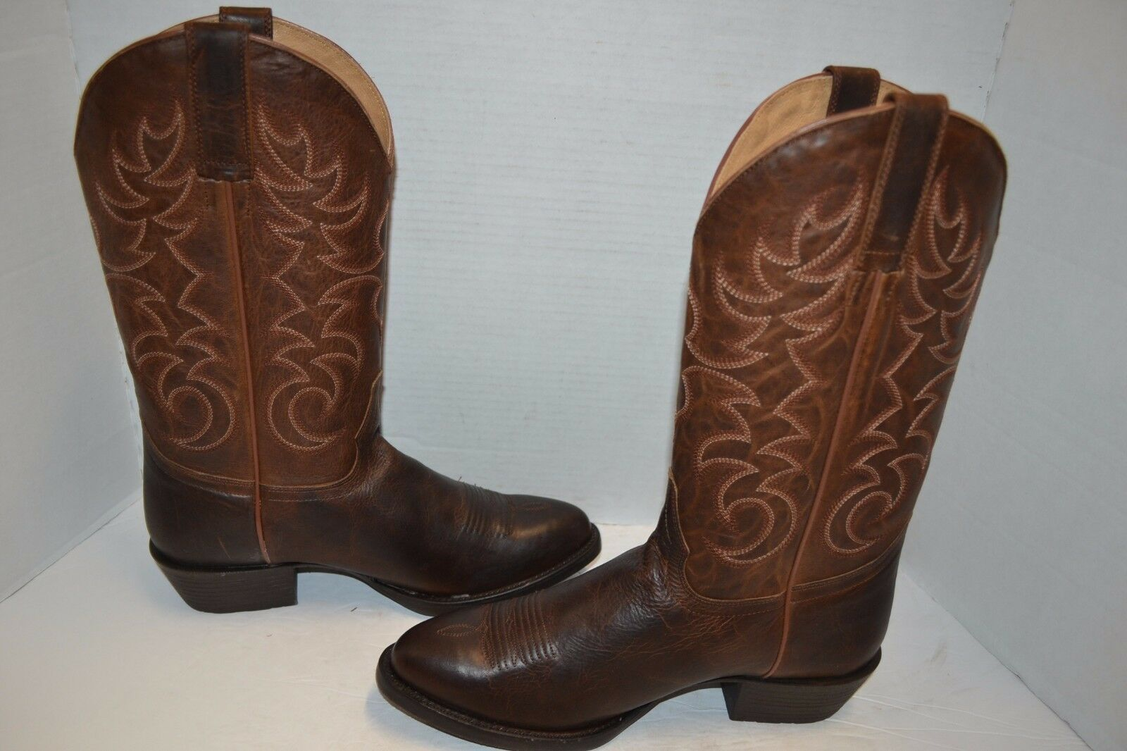Cody James para hombre Performance 9.5 D Xero Gravity Bordado Performance hombre Vaquero Arranque bbmp - 03 bf79aa
