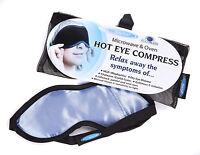 The Eye Doctor Microwavable Eyelid Heat Mask Blepharitis / Dry Eye / Chalazion