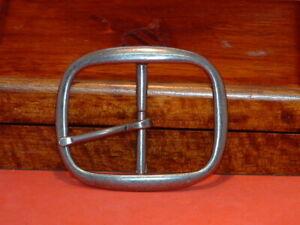 Pre-Owned-Metal-Belt-Buckle