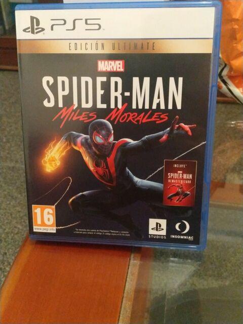 Marvel's Spider-Man: Miles Morales Edición ultimate(Sony PlayStation 5, 2020)