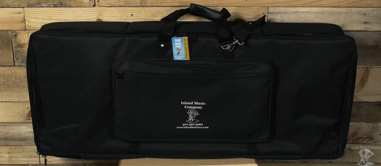 Island Music Pro Gig Gear - Deluxe Keyboard Gig Bag