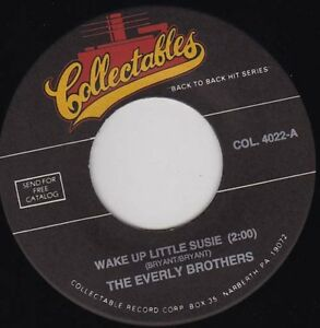 THE-EVERLY-BROTHERS-Wake-Up-Little-Susie-7-034-45