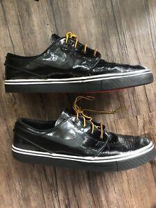 big sale e2259 7f2e6 Image is loading RARE-MEN-Nike-SB-Janoski-PR-QS-LOCKWOOD-