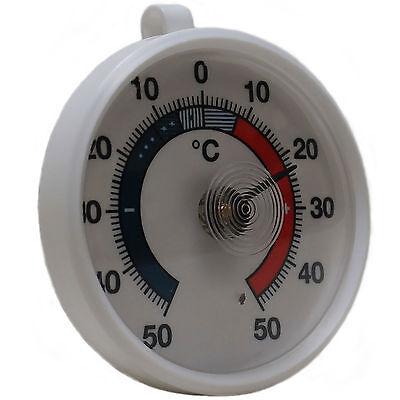 Kühlschrank Thermometer Bimetal Gefriertruhe Gefrierfach Quecksilberfrei Analog
