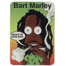 FUN - Bart Marley - Aufkleber Sticker - Neu #263 - Funartikel