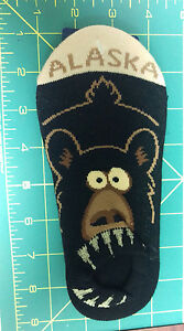 Alaska-Bear-Socks-adult-sizes-8-11-8-years-to-adult-Low-cut-ankle-style-socks