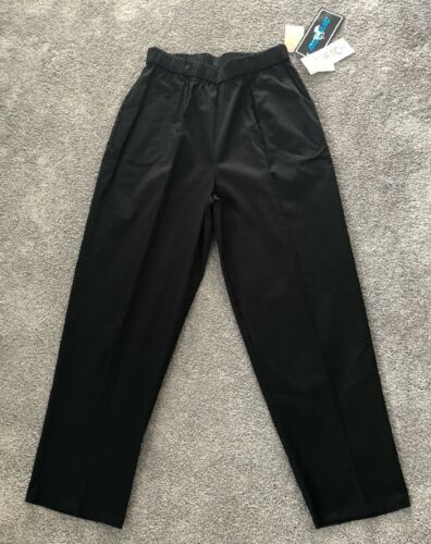 14 Black Mustang Pants Sateen Mus Taille 354 Stretch Nwt Ladies B6TYwqZ
