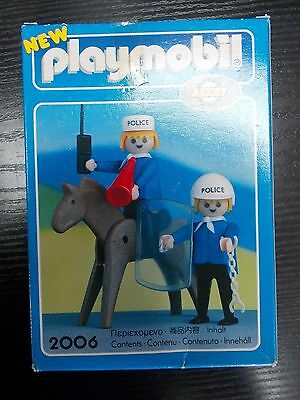 PLAYMOBIL NEW LYRA # 2006  MADE IN GREECE 2000 GREEK VINTAGE NEW RARE