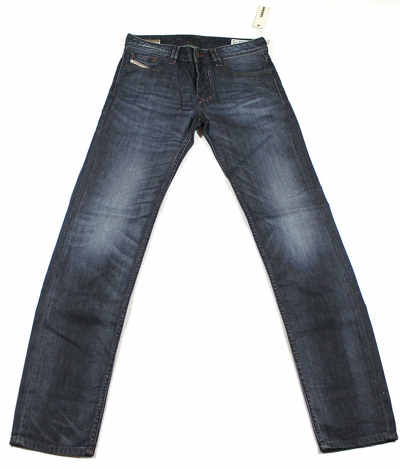 BRAND NEW DIESEL LARKEE-T 886S JEANS 28X34 0886S REGULAR FIT TAPERED LEG