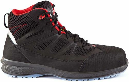SCARPA ANTINFORTUNISTICA GIASCO KUBE KARATE S3 - Safety footwear