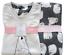 Femmes Micro Polaire Pyjama Ours Polaire Femme Filles PJ ensembles UK 6 To 24 Primark