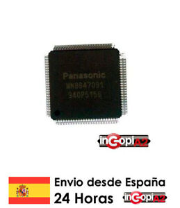 Details about IC CHIP HDMI PANASONIC MN8647091 PS3 SUPER SLIM- show  original title