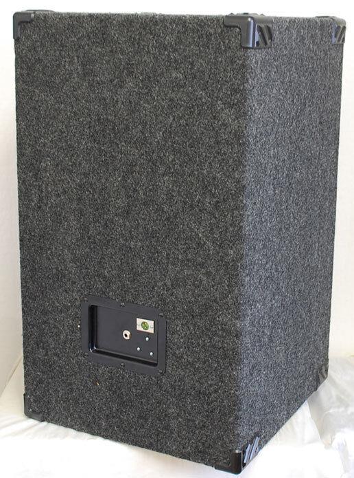 Demeter Demeter Demeter Silent Speaker Cabinet SSC-1U Unloaded 2a3210