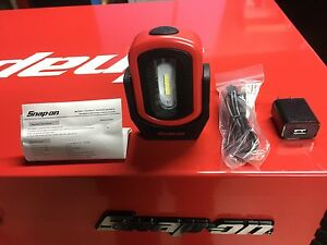 Snap On Tools Red Magn 233 Tic Led Work Light Adjustable