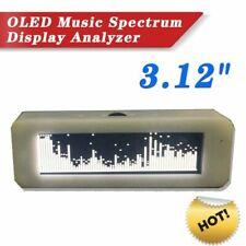 312 Oled Music Spectrum Display Analyzer Rhythm Vu Meter Audio Level Indicator