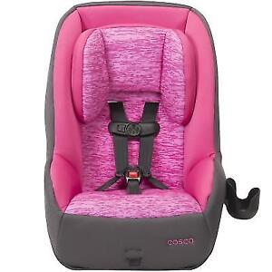 Cosco Mighty Fit 65 Dx Convertible Car Seat Heather Rose Pink Cc173eeg