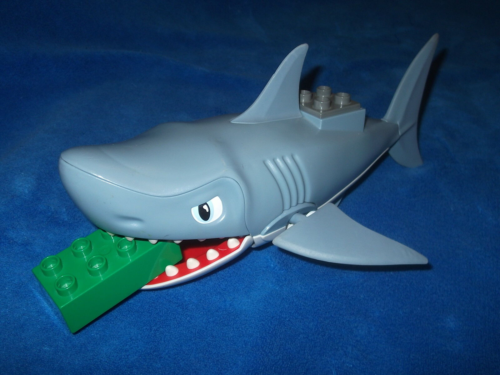 Lego Duplo pirates Ritterburg requin de 7882 Attaque de Requin Shark