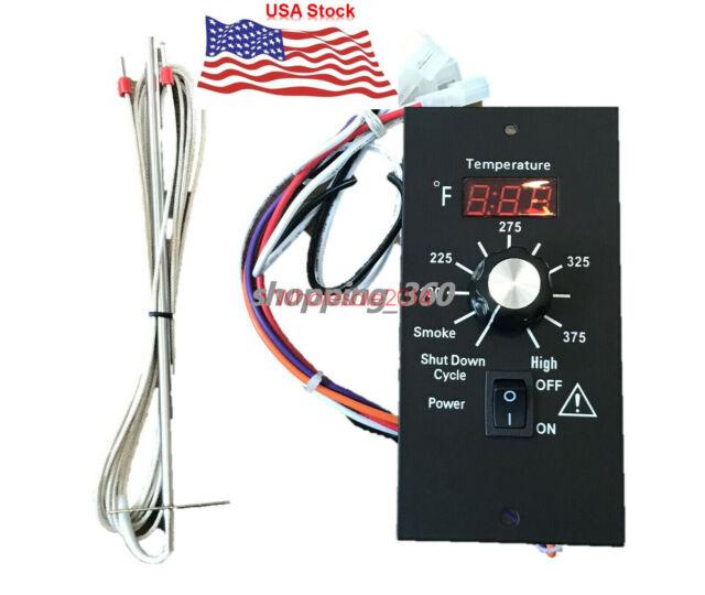 BBQ Kit Digital Thermostat Control W/ RTD Sensor Probe UPGRADE FITS BAC236  USA