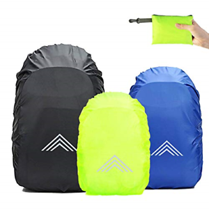 Frelaxy High-Visibility Backpack Rain Cover Waterproof Rucksack Covers with #3